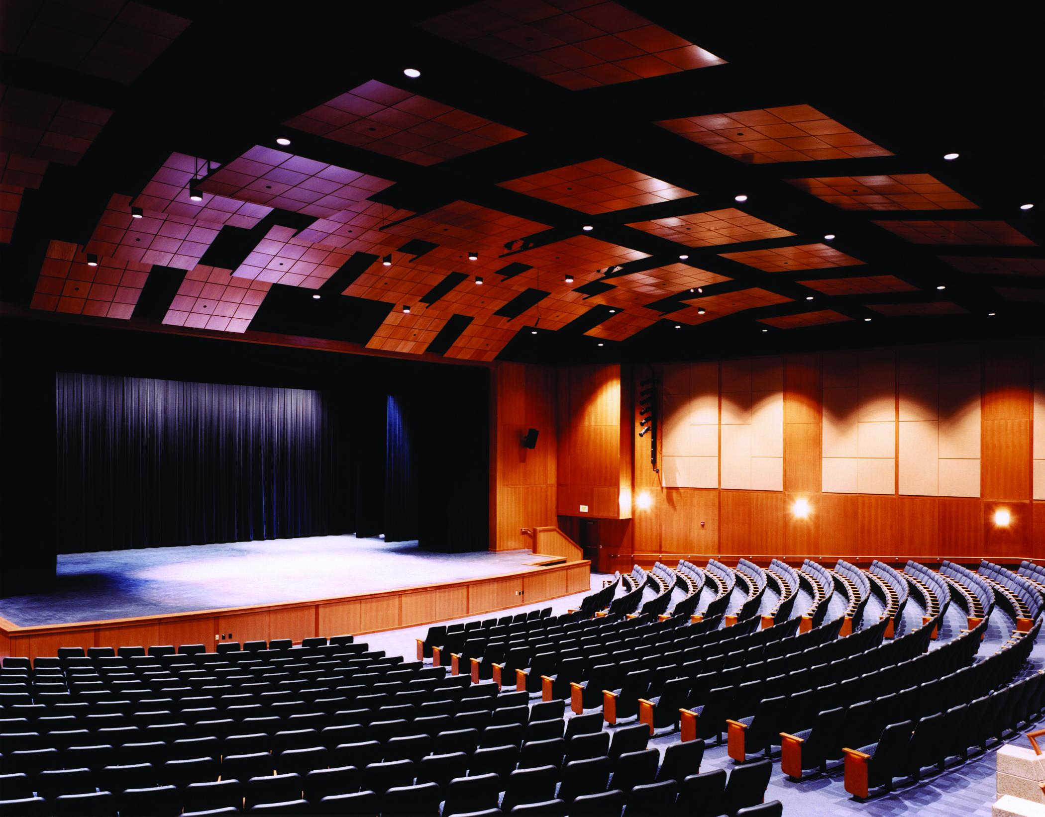 Hamilton Fine Arts Center