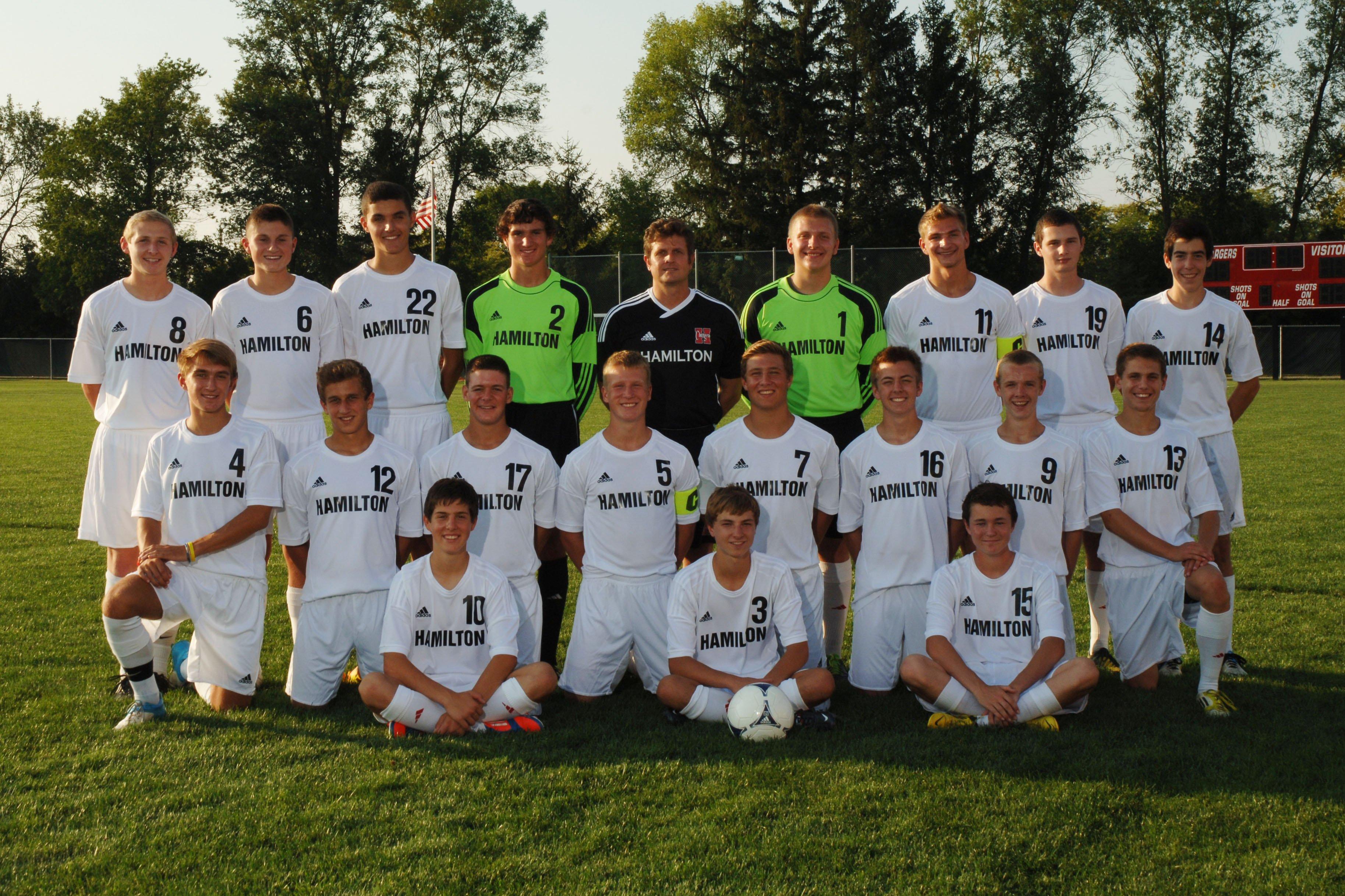 b soccer v