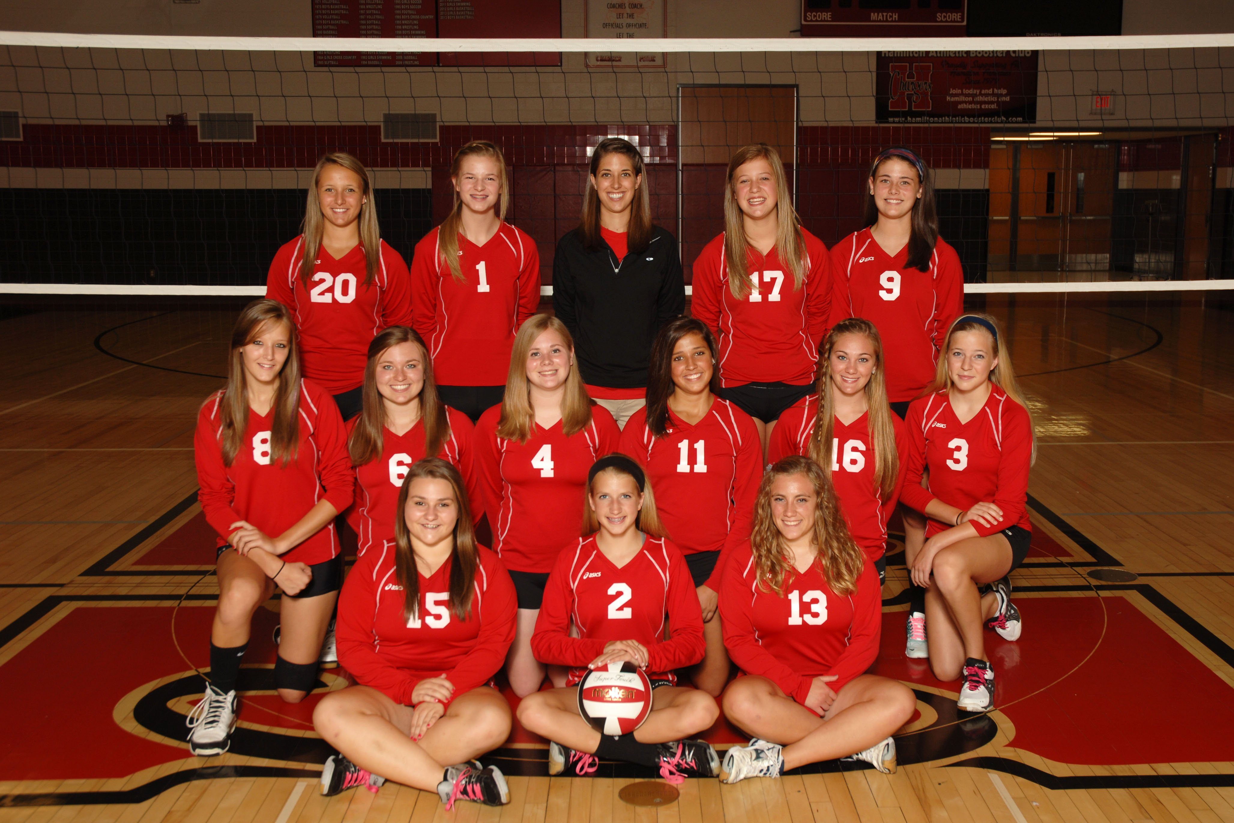 g volleyball jv