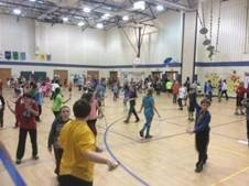 WDS - Jump Rope For Heart Photo