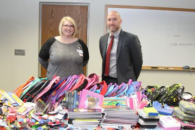 Meijer Donates School Supplies To Hamilton School District   Hamilton  School District.