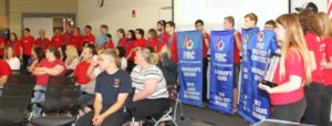 HHS-Robotics-Team-Banners-Held