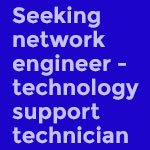 Seeking-network-engineer