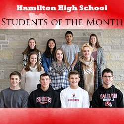 Students Of The Month Oct photo