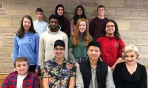 HHS – 2020 Feb students of the month