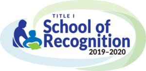 2019-2020 School of Recognition logo 477