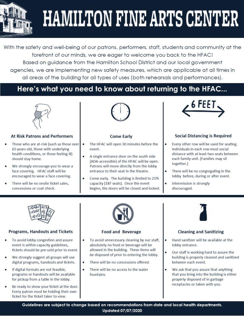 HFAC Opening Summary
