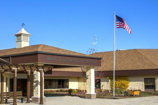 Photo of Marcy Elementary School