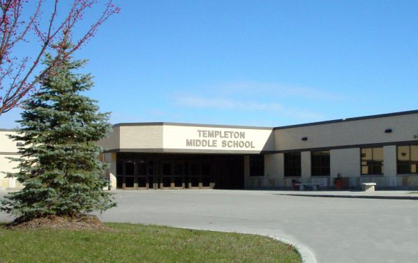 Photo of Templeton Middle School