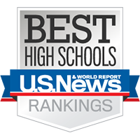 Best high schools US NEWS rankings award