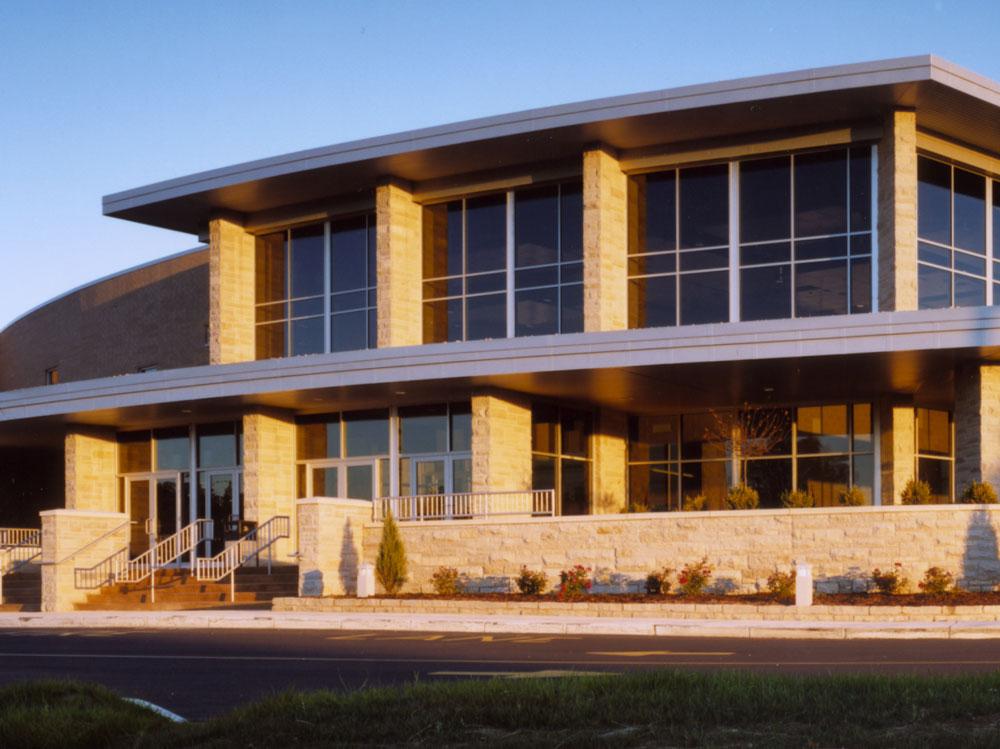 Photo of Hamilton Fine Arts Center