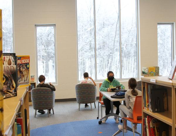Photo of Silver Spring Intermediate School